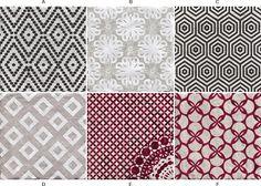 Academy Tiles - Porcelain Tiles - Provincial - 82562 Pattern A for master feature Tile??