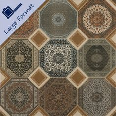 Arabian Magic 60x60 Tiles from Walls and Floors