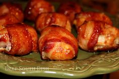 Deep South Dish: Chicken Bombs - The Ultimate Jalapeno Chicken Poppers