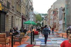 Le Havre - Concertation pour rénover le secteur Danton dans le centre ancien