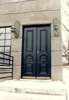 Custom Designed And Fabricated Door