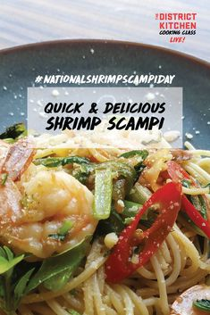 Let's see food differently with the perfect shrimp scampi recipe! Let's see food differently with the perfect shrimp scampi recipe! Savoury Dishes, Tasty Dishes, Delicious Shrimp Scampi Recipe, Home Meals, Cooking Classes, Fresh, Ethnic Recipes, Food, Prawn Curry