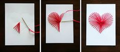 Výsledok vyhľadávania obrázkov pre dopyt valentínky z papiera Frame, Cards, Home Decor, Picture Frame, Decoration Home, Room Decor, Maps, Frames, Home Interior Design