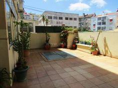 Apartamento  T2 / Amadora, Venteira Patio, Outdoor Decor, Home Decor, Lisbon, Homes, Yard, Porch, Terrace, Home Interior Design