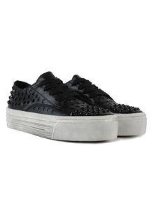 Trampki BRONX z ćwiekami, czarne Sneakers, Shoes, Tennis, Slippers, Zapatos, Shoes Outlet, Sneaker, Shoe, Footwear
