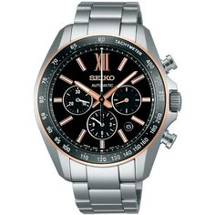SEIKO BRIGHTZ Mechanical chronograph SDGZ006 Yes this is mine!!!!
