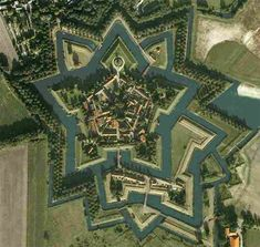 Bourtange @ Starforts.com Bourtange @ Starforts.com Fort Bourtange is a moated fort situated in the village of Bourtange, the Fort is star-shaped, it is located in Groningen, Netherlands. Fort Bourtange was built in 1593 in order to control the only road between Germany and the city of Groningen. Nowadays Fort Bourtange is a historical museum.