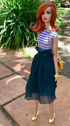 Poppy Parker   by Jesús_Doll Addict