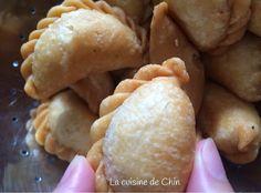 From Chin's Home: Kok-chai or mini peanut puff