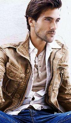 Men Fashion Ideas...   Raddest Looks On The Internet http://www.raddestlooks.net