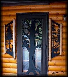 storm door -beautiful!