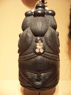 Helmet Mask, Mende people