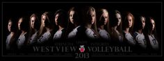 The 2013 Westview Volleyball Poster is Finally Done!