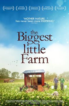 Return to the main poster page for The Biggest Little Farm