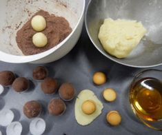 Marcipánové brambůrky Pudding, Eggs, Breakfast, Desserts, Food, Morning Coffee, Tailgate Desserts, Deserts, Custard Pudding
