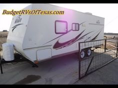 http://BudgetRVsOfTexas.com - 469-554-0440  Are you looking for a great travel trailer that is half ton tow-able and can sleep 7 people?  Your search is over! This is one exciting find! The Wave by Thor California is the perfect combination of light weight travel trailer and comfort for the family.  Built on a super light aluminum frame and cover i...