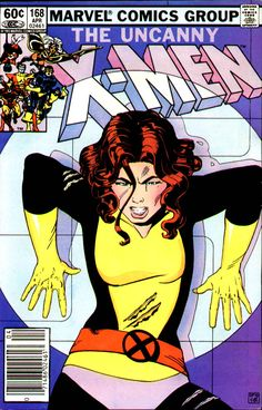 Uncanny X-Men 168, Paul Smith