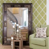Found it at Wayfair - Traditional Tate Leaner Mirror