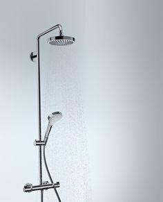Gruppo doccia: soffioni e doccette, una coppia per il benessere - Cose di Casa