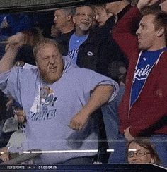 Whatever is happening here definitely happened. | The 89 Funniest Sports GIFs Of 2013