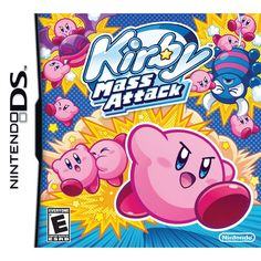 Nintendo's official home for Kirby. Games, videos, and more. Find out all about Kirby and friends. Ds Games, Mini Games, Yoshi, Luigi, Playstation, Kirby Games, Kirby Character, Real Time Strategy, Video Game Collection