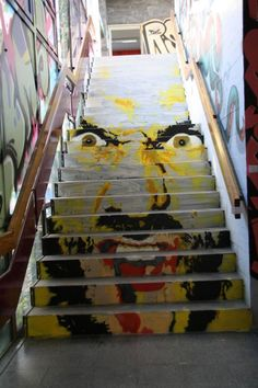 Brilliant street art: 23 of the most wonderful painted stairs in the world