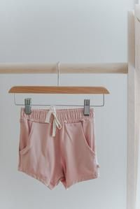 Basic bottoms for summer. Henley Tee, Modern Kids, Vintage Shorts, Toddler Outfits, Size Chart, Thighs, Kids Fashion, Summer Outfits, Gym Shorts Womens