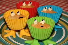 WIN 1 of 3 sets of Funny Feet Cupcake Holders! Cupcake Holders, Parties, Cupcakes, Wedding Dresses, Funny, Desserts, Kids, Beautiful, Food