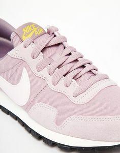 sale retailer 0b74e d15dc Image 4 - Nike - Air Pegasus  83 - Baskets - Brouillard prune Nike Air