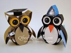 Qbee's Quest: Hershey's Owl and Hershey's Penguin Tutorial