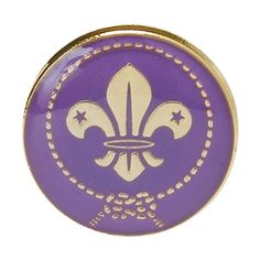 An updated version of the World Scout Clutch Pin,with the World Scout Logo. This pin can be purchased by anyone involved in World scouting. Scouting, Pin Badges, Symbols, Logos, World, Icons, The World, Logo, Glyphs