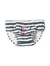 nautical swimming diaper