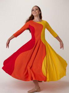 Adult Total Praise Dress