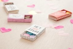 What to Make This Weekend: 28 Sweet DIY Valentine's Gifts via Brit + Co.