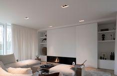 peterdeckers Korean Apartment Interior, Room Interior, Modern Interior, Interior Styling, Interior Design, Modern Architecture House, Interior Architecture, Dark Interiors, Luxury Living