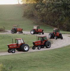 Case International 88 series tractor