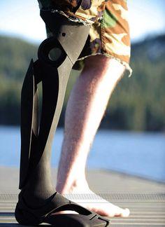 As próteses mecânicas mais estilosas que você já viu