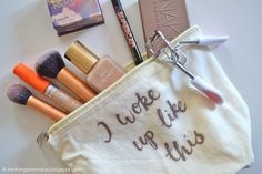 The Things She Makes: How To Make a Slogan Bag