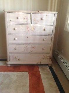 Bedroom Sets Pine farmhouse girls bedroom furniture set pine | ribbons & bows girls