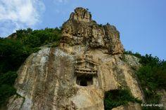 Ünye Kalesi Kaya Mezarı, Ordu