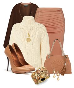 #768 by may-nimo on Polyvore featuring polyvore, fashion, style, IRO, Joseph, Ally Fashion, Lanvin, Gucci, Style & Co., Alexis Bittar, clothing, winterfashion, wintersweater and Winter2016