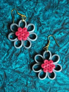 DIY Tutorial on How To Make Quilled Earrings By Suganthi