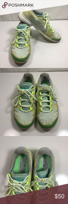 Adidas Stella Mccartney Barricade Sneakers Size 6 Good condition Minimal and normal signs of wear Adidas by Stella McCartney Shoes Sneakers