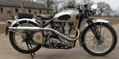 BSA Goldstar 500cc OHV 1939