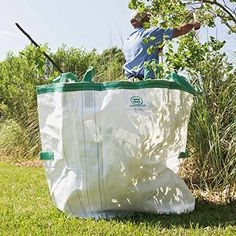 Lawn Bagg DoubleBottom Lawn Bagg * Find Out More About The Great Product At  The Image