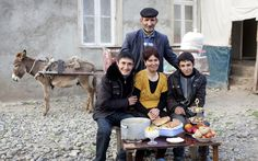Families and Food around the world.  Love this webpage