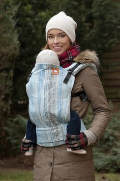 Tula Aspen December TULA BABY CARRIER