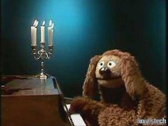 """▶ The Muppet Show: Rowlf - """"Für Elise"""" - YouTube"""