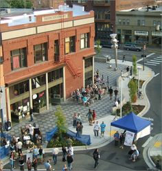 Bellingham Washington makes The Top 100 Public Spaces in the U.S. and Canada | Planetizen  @livegoodbehappy  www.livegoodbehappy.com