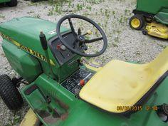john deere 214 update 2 john deere 214 lawn tractor pinterest rh pinterest com John Deere X300 Riding Mower John Deere 214 Belt Diagram
